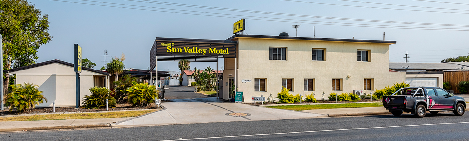 """Your home away from home"" this is the place to stay when in Biloela."