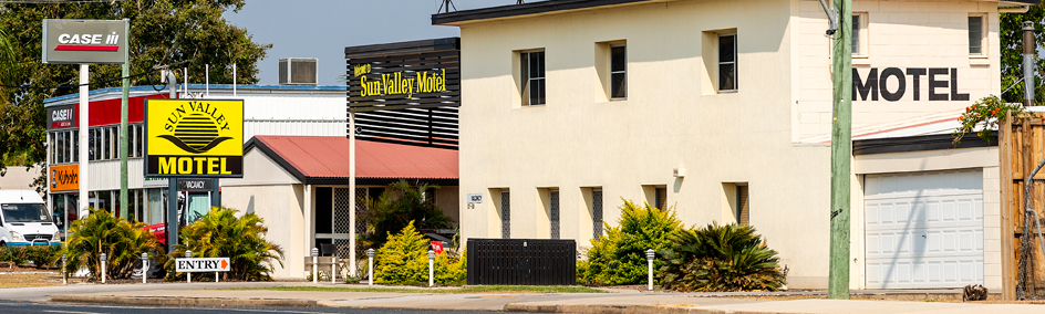For professional customer service and a central location in Biloela, make a reservation at Sun Valley Motel today!