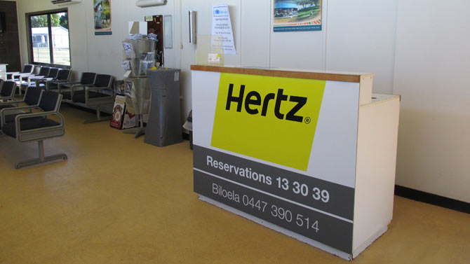 Sun Valley Motel - Hertz Car Rental agency
